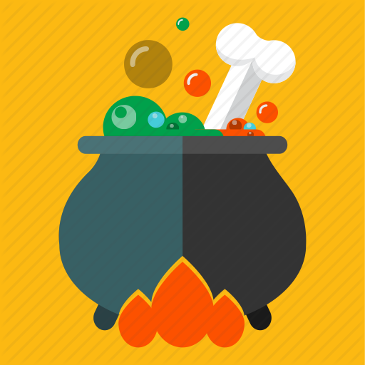 Deadth clipart potion Halloween halloween death icon cauldron