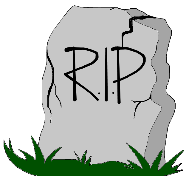 Deadth clipart rest in peace Of The Friendship Friendship Fish!: