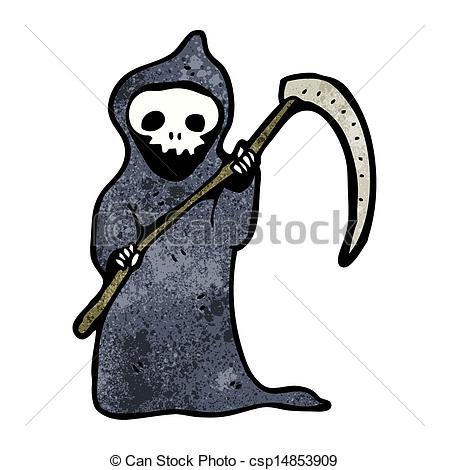 Deadth clipart scythe Vector death csp14853909 scythe of