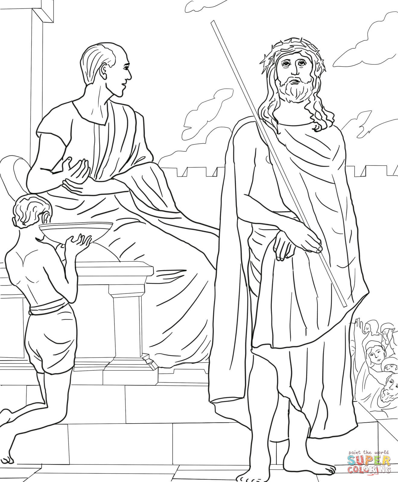 Deadth clipart station the cross Jesus Station the  Cross