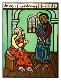 Deadth clipart station the cross The Station: Catholic Mountains in