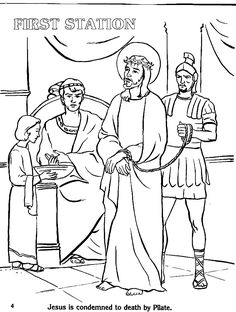 Deadth clipart station the cross The Stations  of Pages