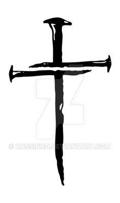 Deadth clipart three crosses #5