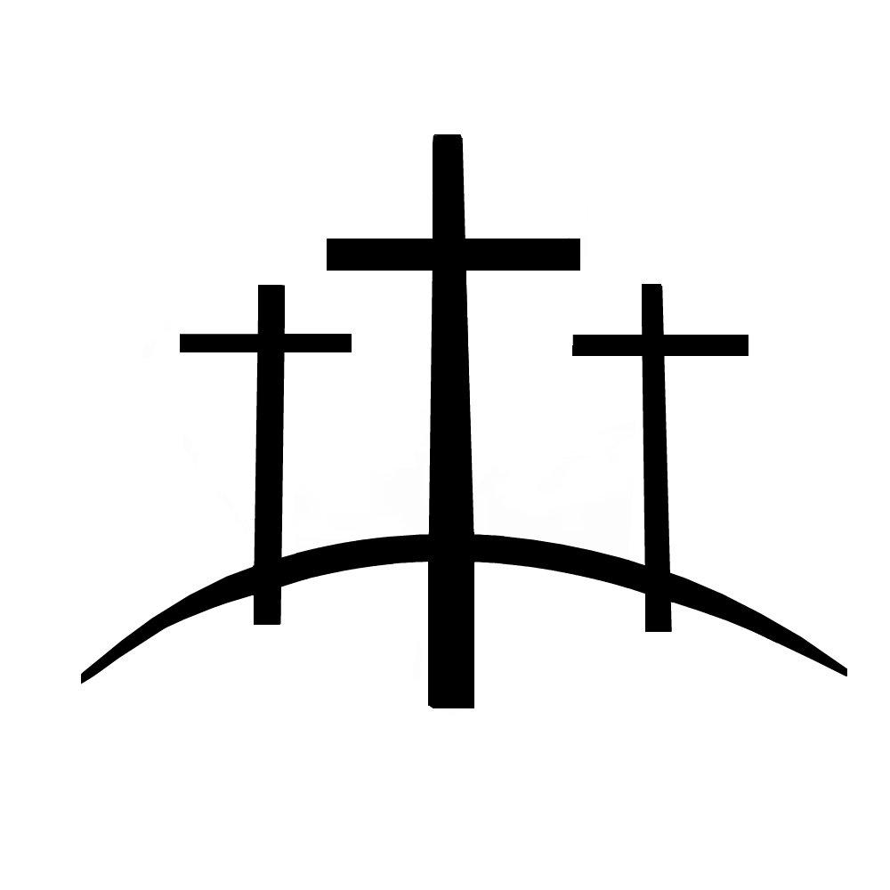 Deadth clipart three crosses #2