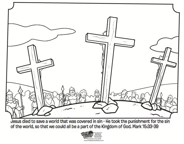 Deadth clipart three crosses #6