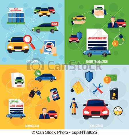 Dealership clipart Car Vector 4  Illustration