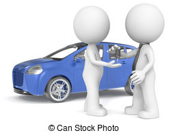Dealership clipart The Blue 3  Leasing
