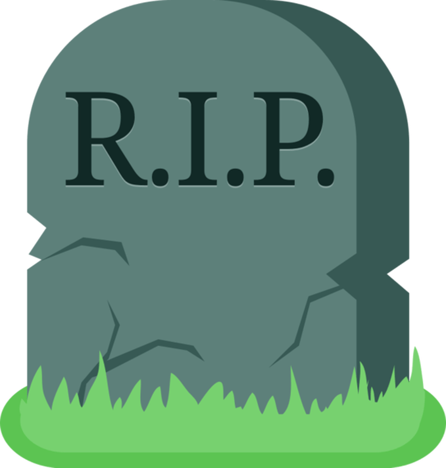 Gravestone clipart Tombstone Fandom death powered by