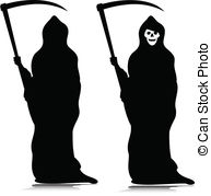Death clipart Grim Reaper and  Clipart