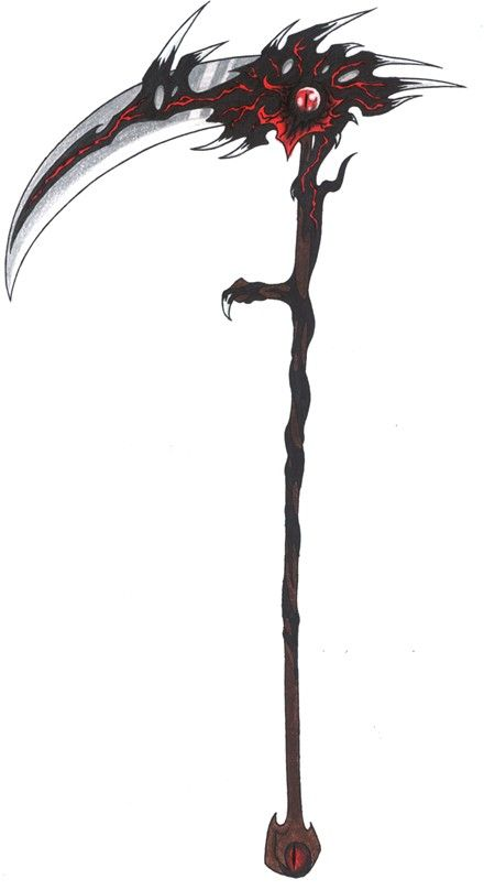 Drawn scythe medieval farming And Pinterest Scythe Death images