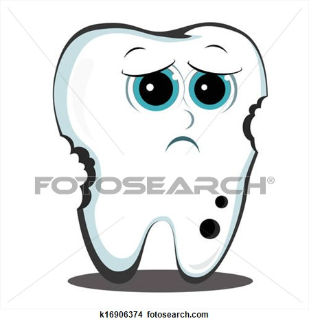 Decay clipart rotten banana Tooth Decay Clipart Clipart Download