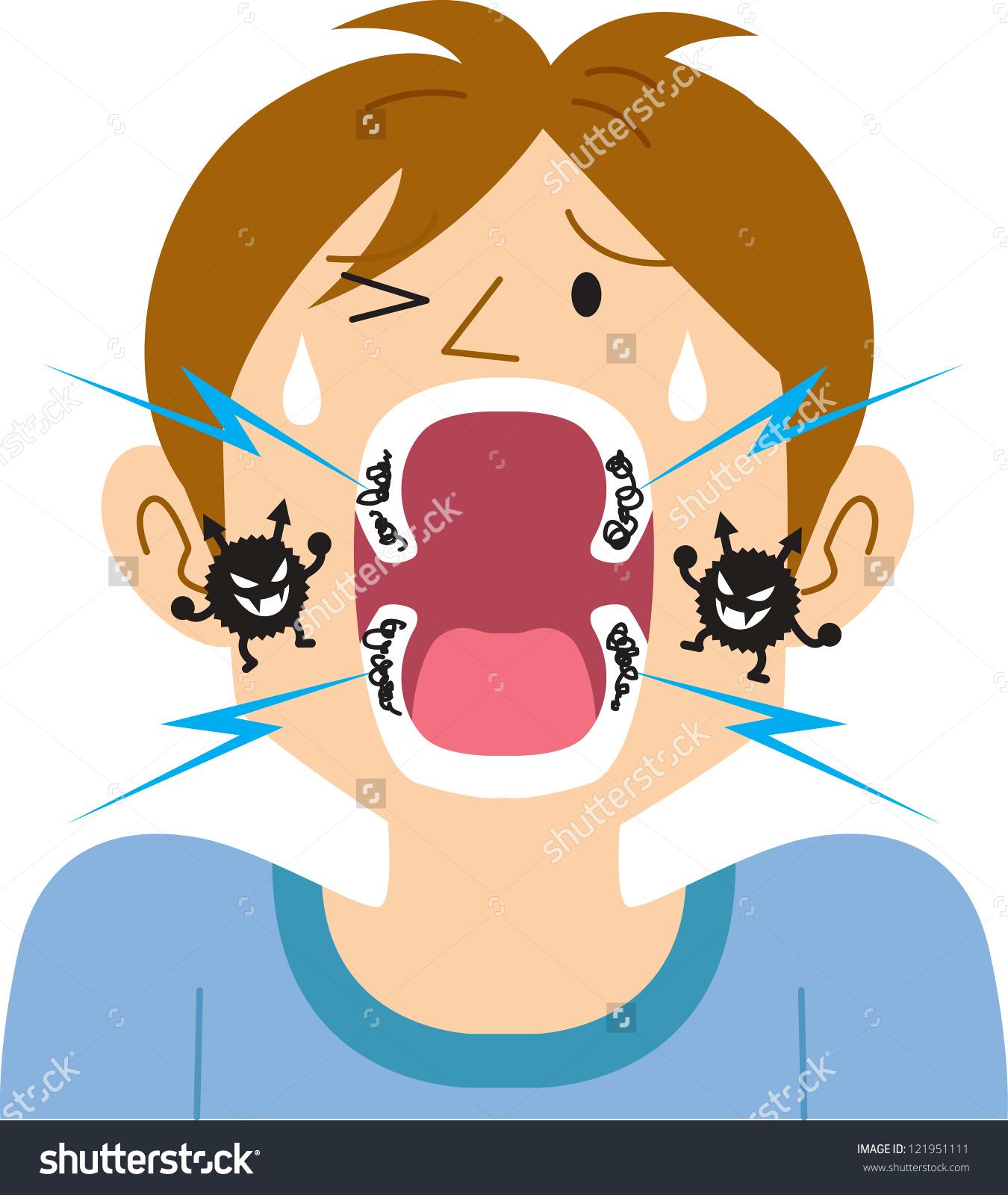 Teeth clipart cavity cartoon Art – 20 Clip 101