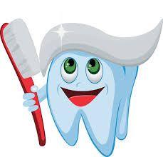 Teeth clipart dental hygiene TEETH Toothache crying Tooth Art
