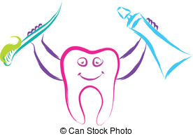 Decay clipart happy tooth  csp2901669 tooth Tooth; tooth