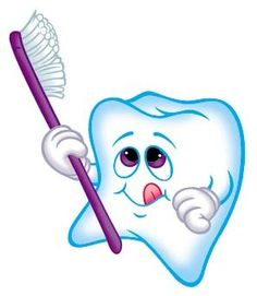 Decay clipart happy tooth  cute Cartoon Infantiles Happy