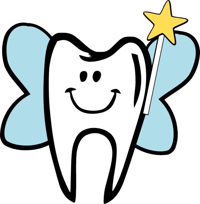 Grin clipart dental #4