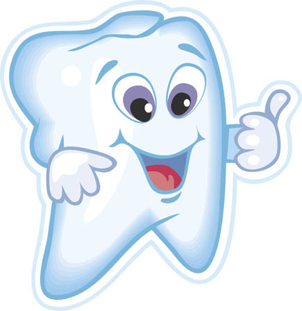 Decay clipart happy tooth Of due correct and treatment