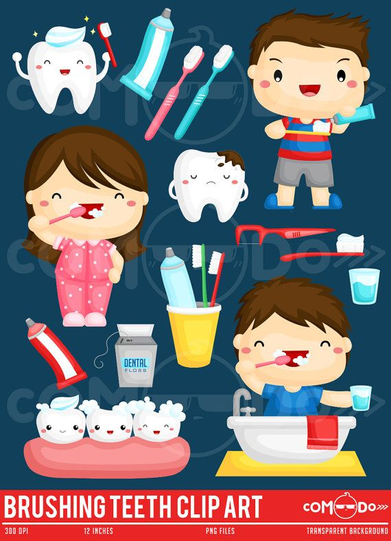 Decay clipart kid tooth Kids Clipart Adorable clipart Clipart