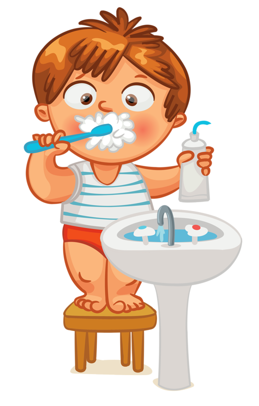 Decay clipart kid tooth Clip Clock  Brush Pinterest