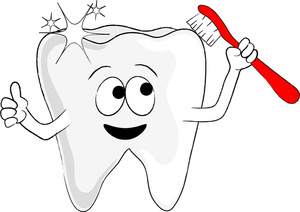 Teeth clipart cartoon – Tooth Art 101 Clip