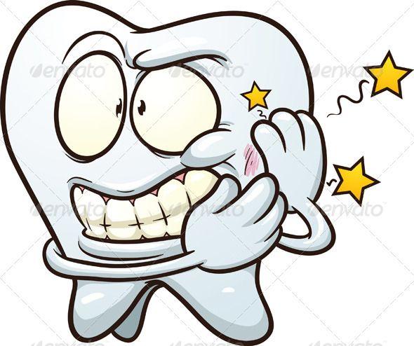 Teeth clipart hurt Cartoon IMAGENES DE Pinterest on