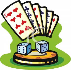 Dice clipart card game Cards Clipart Images Panda Clipart