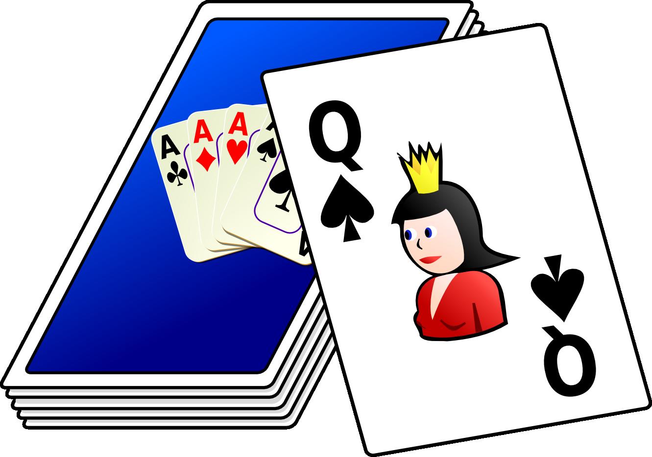 Card clipart deck Panda Clipart Images Free Clipart