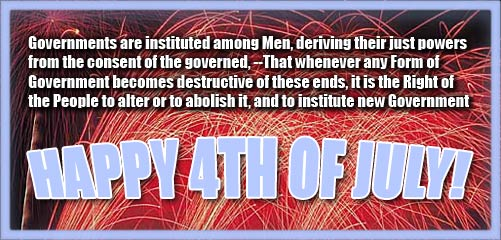 Declaration Of Independence clipart 4th july Of Animations Of Gifs July