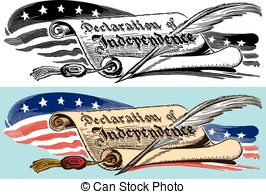 Declaration Of Independence clipart Vector Declaration Images Clipart of