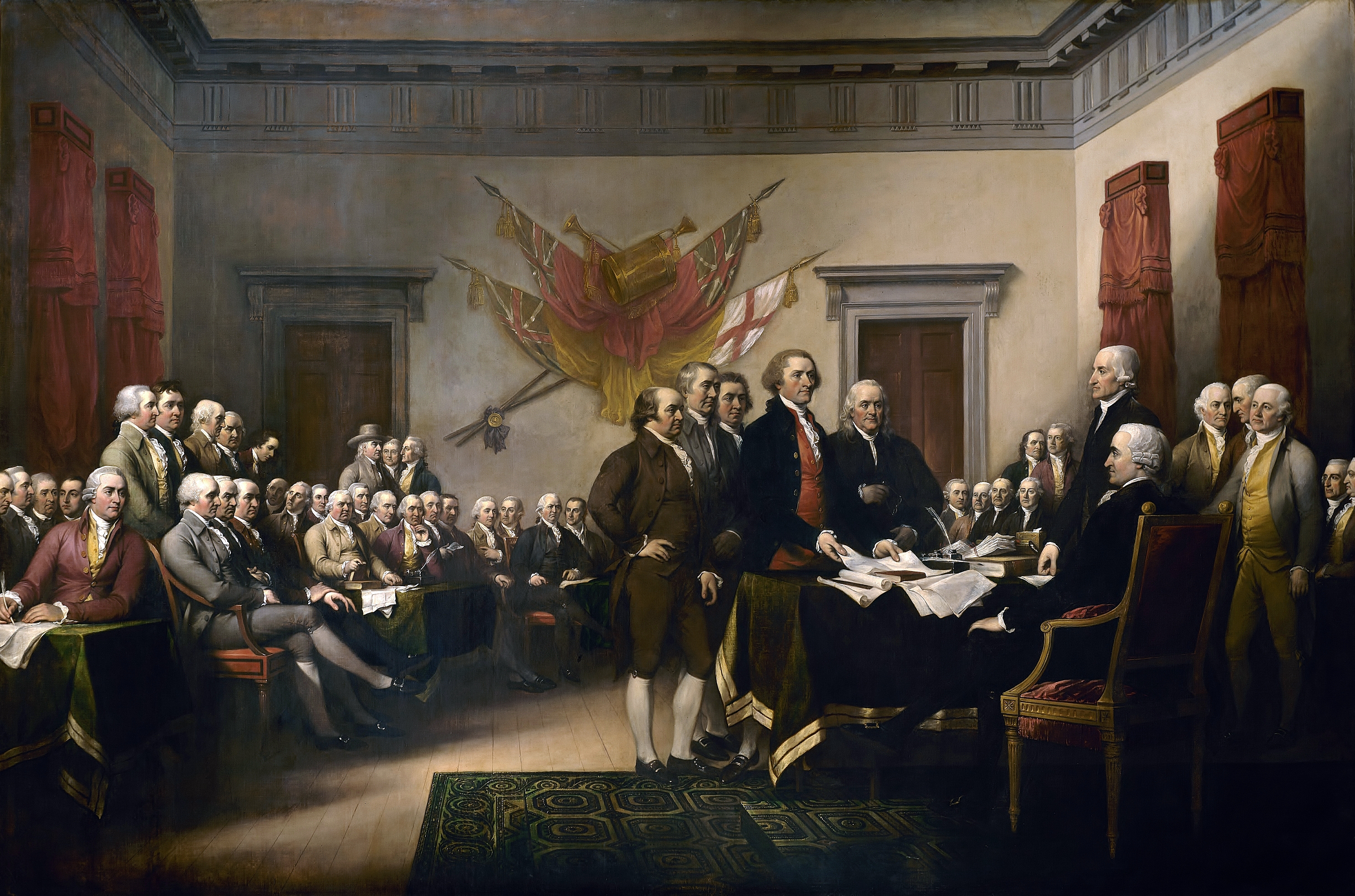 Declaration Of Independence clipart britain For  Declaration tweets for