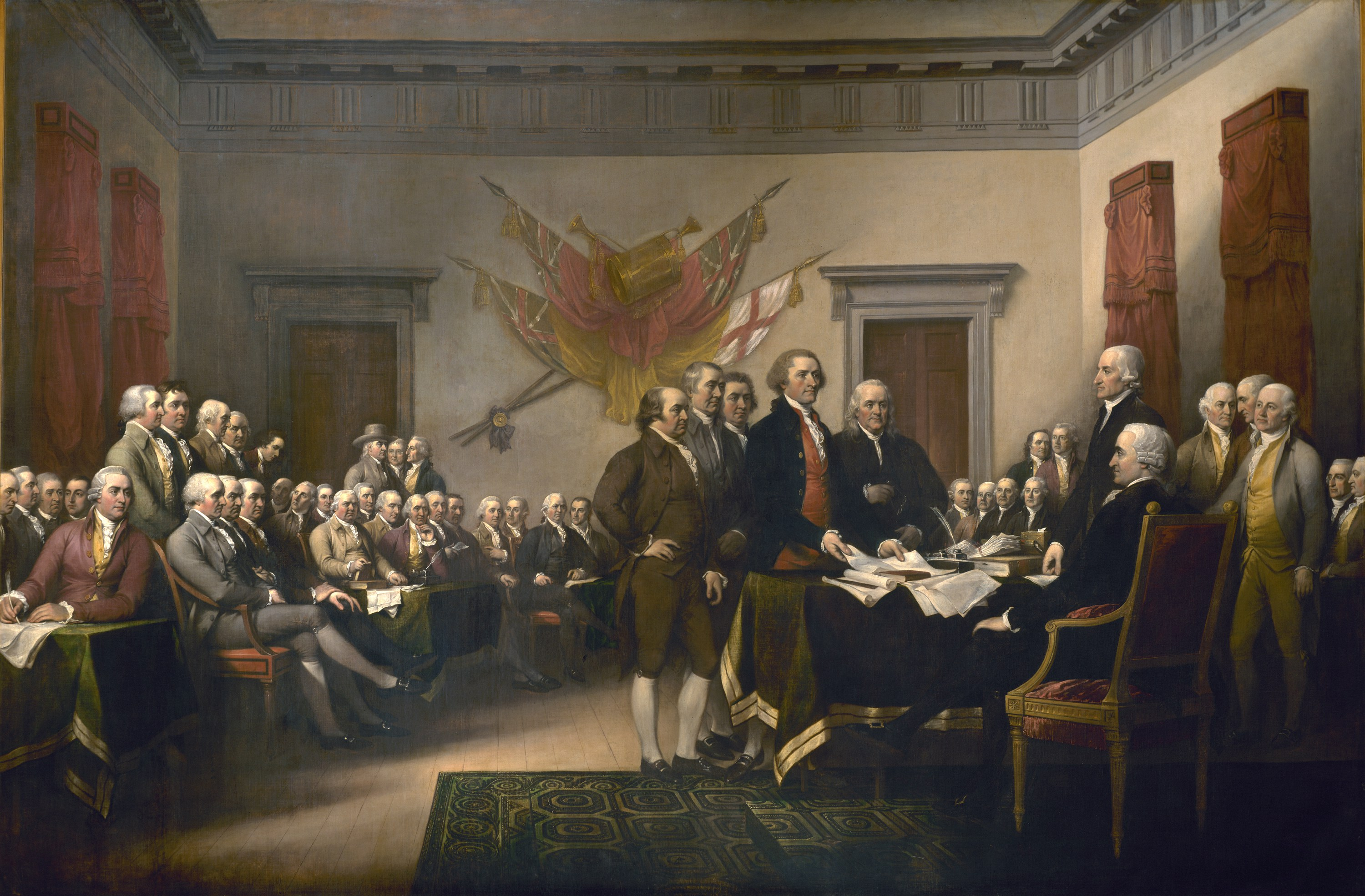Declaration Of Independence clipart britain Revolutionary of The Conservative –