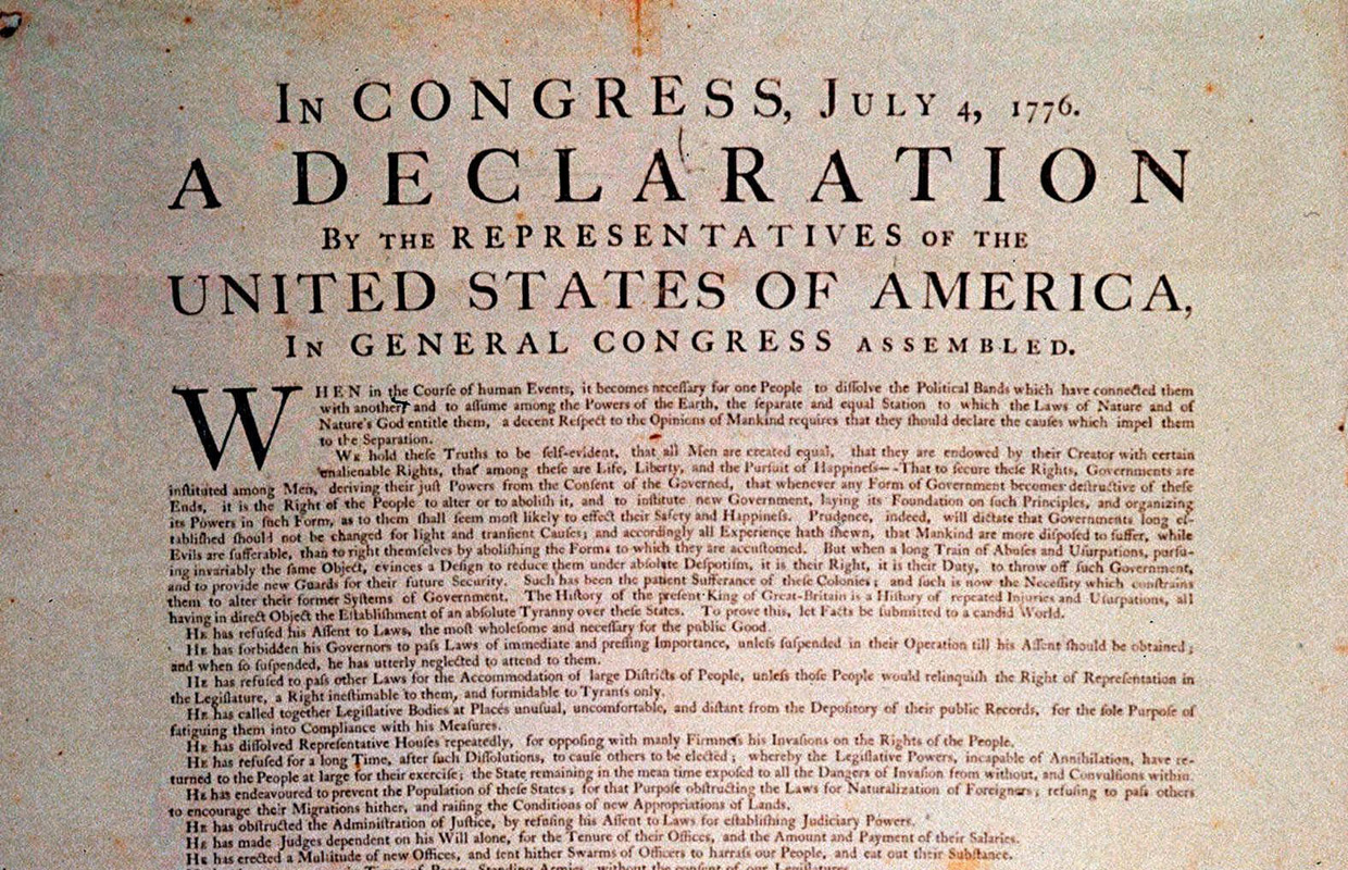 Declaration Of Independence clipart historical fiction Fourth didn't Declaration about of