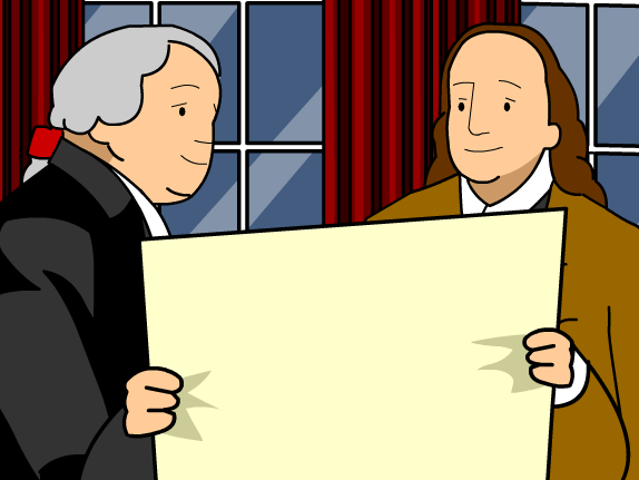 Declaration Of Independence clipart independence kid And BrainPOP Lesson Lesson Educators