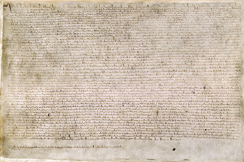 Declaration Of Independence clipart magna carta Years 800 ago Carta and