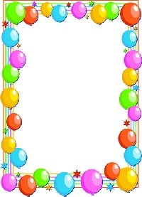 Arch clipart balloon decoration Balloon Clipart Clipart Ideas Borders