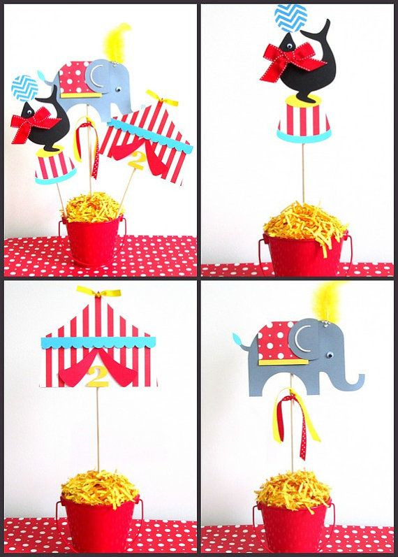 Decoration clipart circus  by LaLaLissyLou Circus Circus