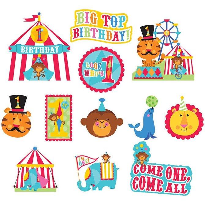 Decoration clipart circus Com ssl fisher netdna weblinc