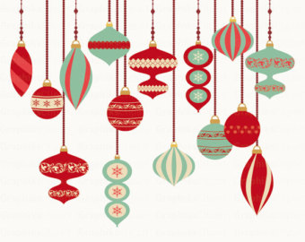 Decoration clipart holiday ornament Clipart Christmas Ornament & Clipart