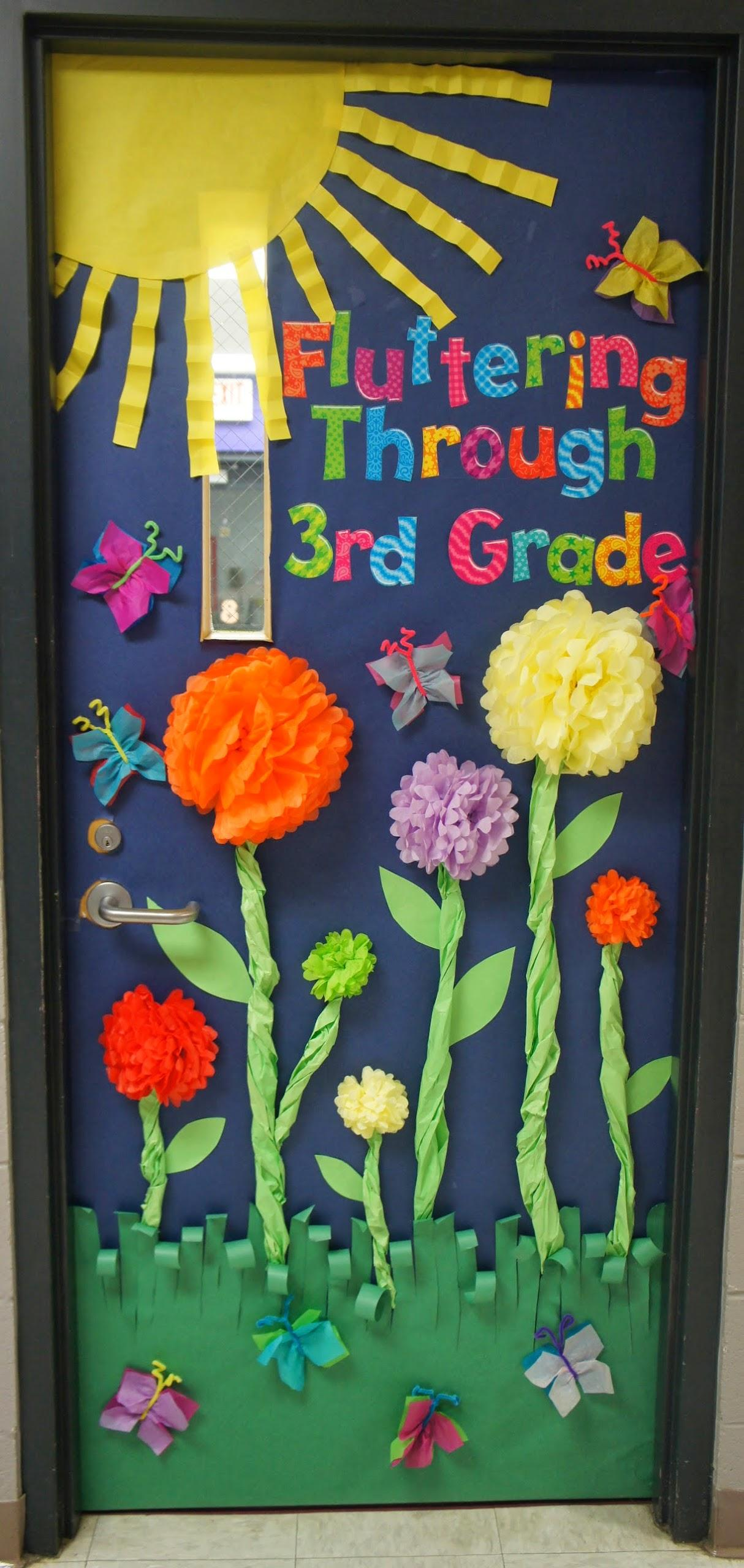 Decoration clipart may flower Decoration Door Teachers  Projects