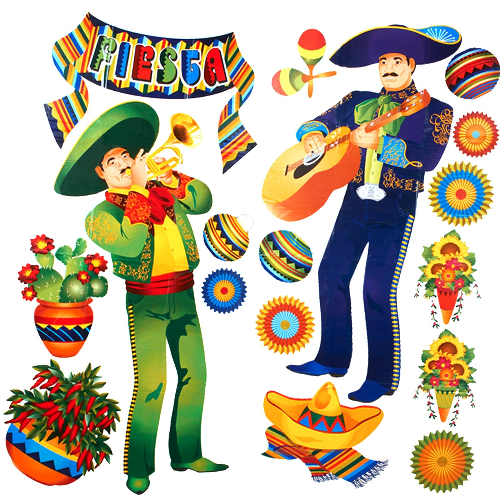 Decoration clipart mexican decoration Pantry Decorations Mexican Subway Design