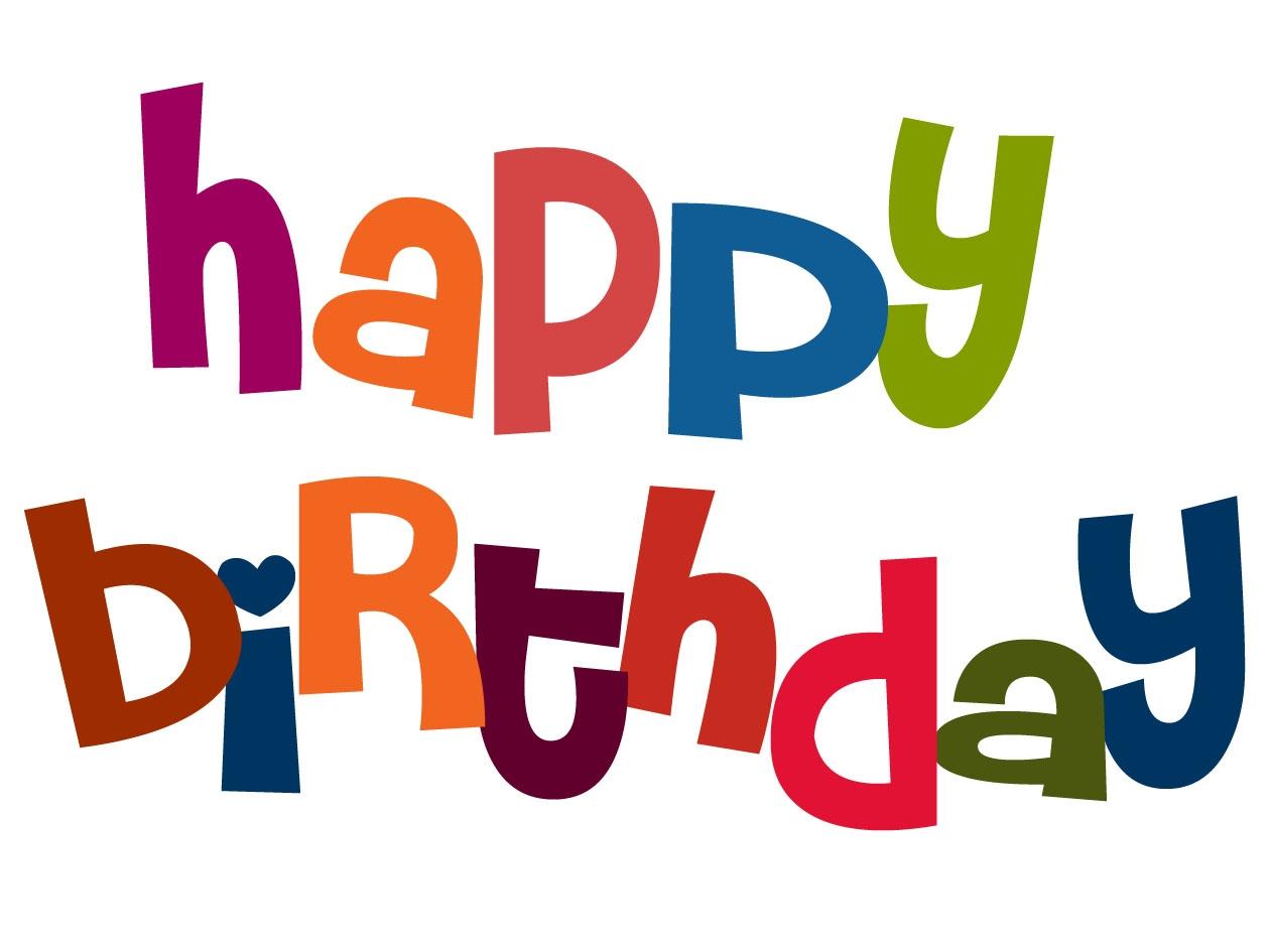 Birthday clipart email Clipart November Clipart Birthday Birthday
