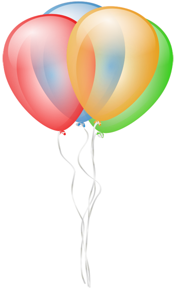 Decoration clipart party balloon Balloons Balloons Party balloons Art