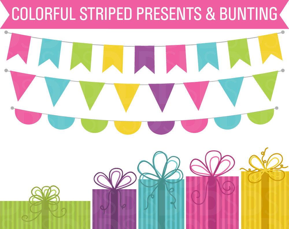 Decoration clipart party banner Collection OFF clipart 80% Birthday