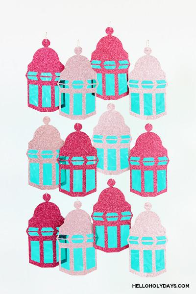 Decoration clipart ramadan Ramadan Decorations Free Printable decorations