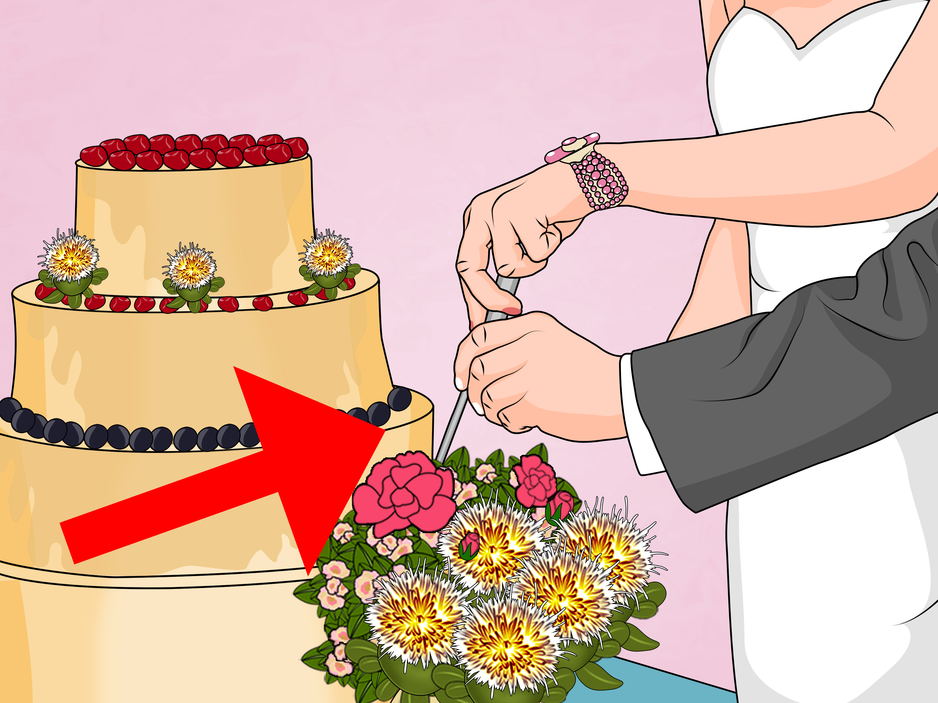 Decoration clipart wedding reception (with 13 Steps  Pictures)