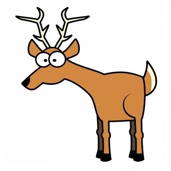 Deer clipart Art animals clipart clip deer
