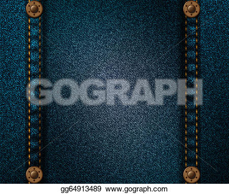 Denim clipart dark Denim Realistic Clipart dark texture