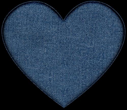 Denim clipart heart Denim by by Denim clipartcotttage