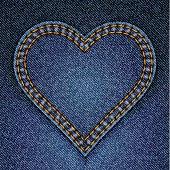 Denim clipart heart Download (Page Clip Art jeans