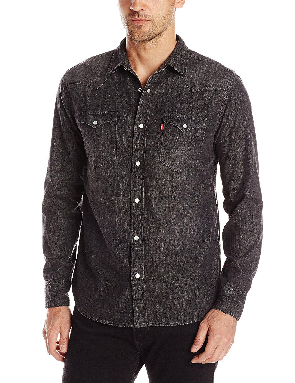 Denim clipart long sleeve shirt Barstow Shirt at store: Up